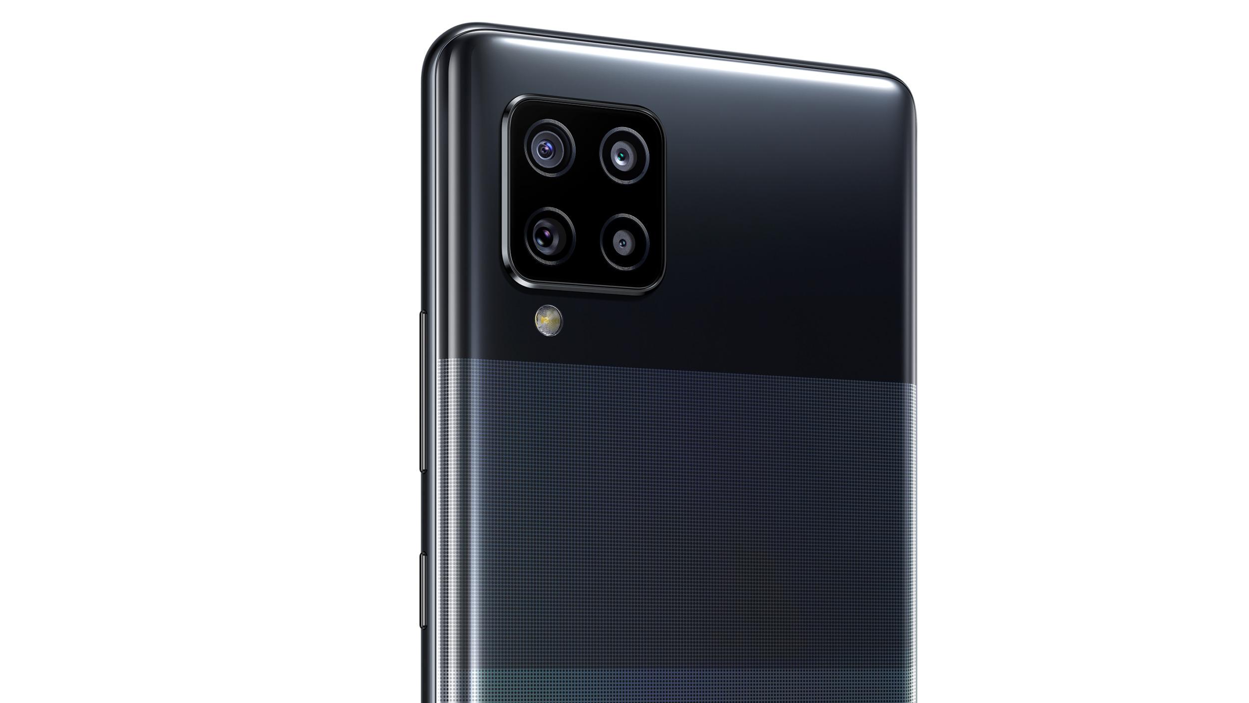 Samsung ukázal Galaxy A42 5G, přijde i do Česka