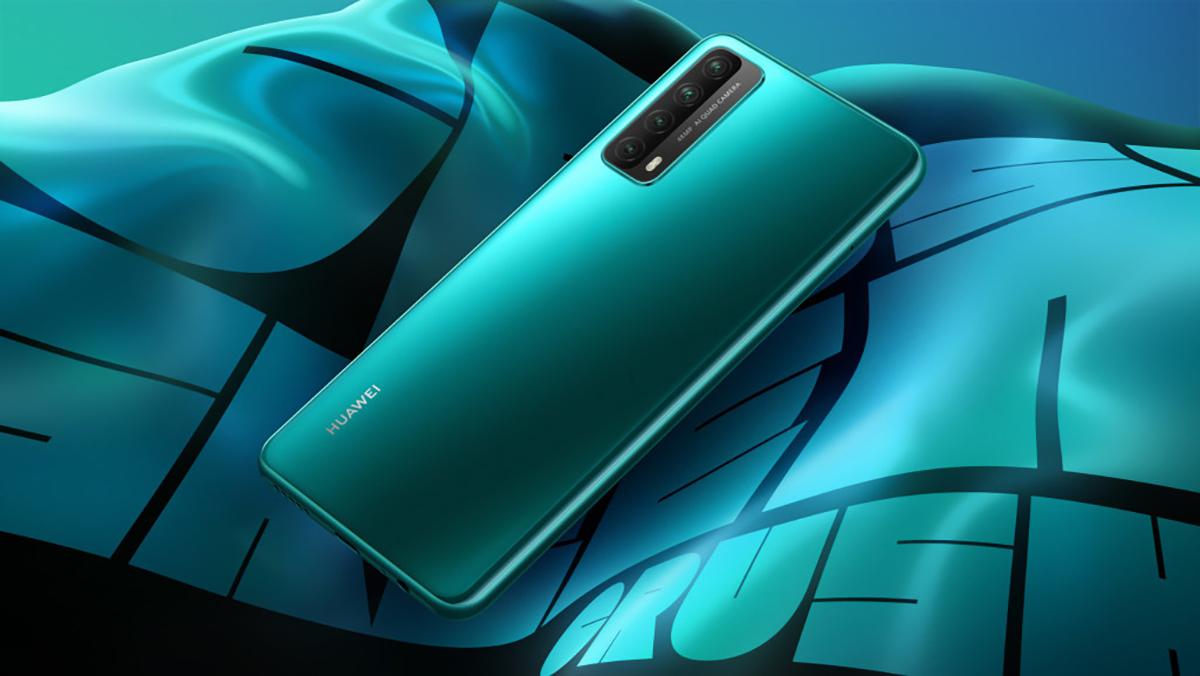 Huawei P Smart 2021 je novinka pro Evropu, přijde do Česka