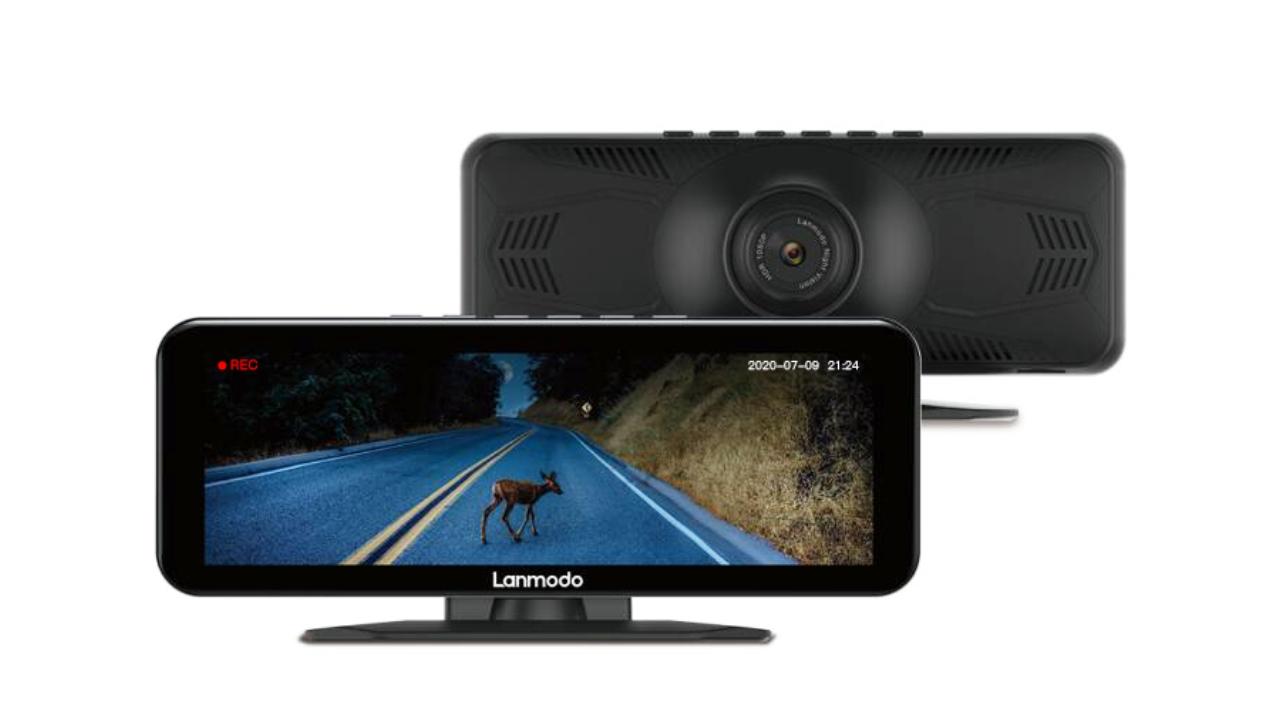 Lanmodo Vast Pro: kamerka do auta s nočním viděním [sponzorovaný článek]