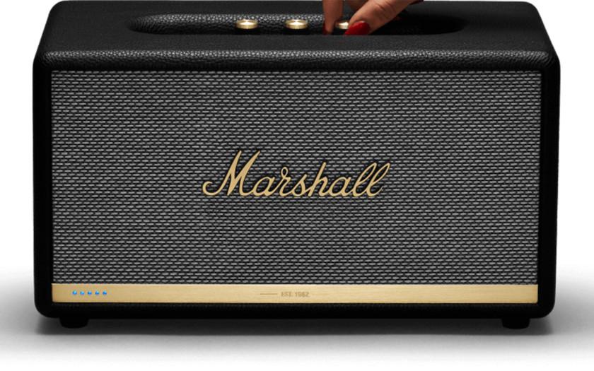 Marshall má nové luxusní reproduktory