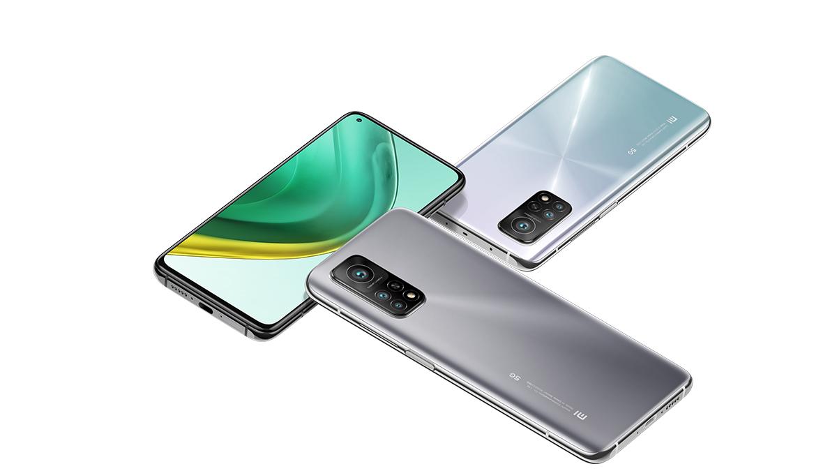 Xiaomi Mi 10T Lite, Mi 10T a Mi 10T Pro vstupují na český trh, cena od 7 999 Kč