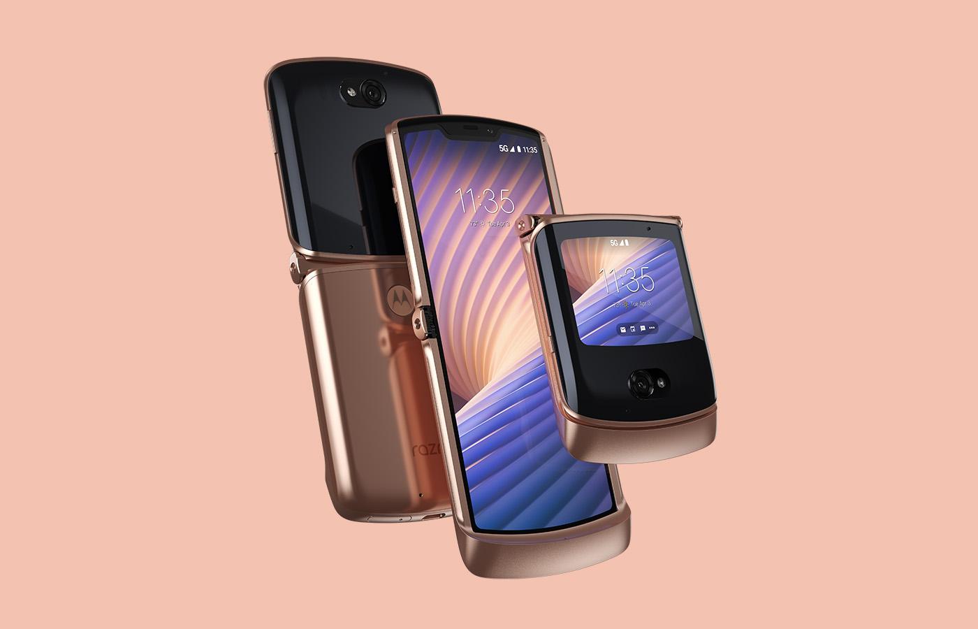 Motorola Razr 5G přijde na 39 990 Kč [aktualizováno]