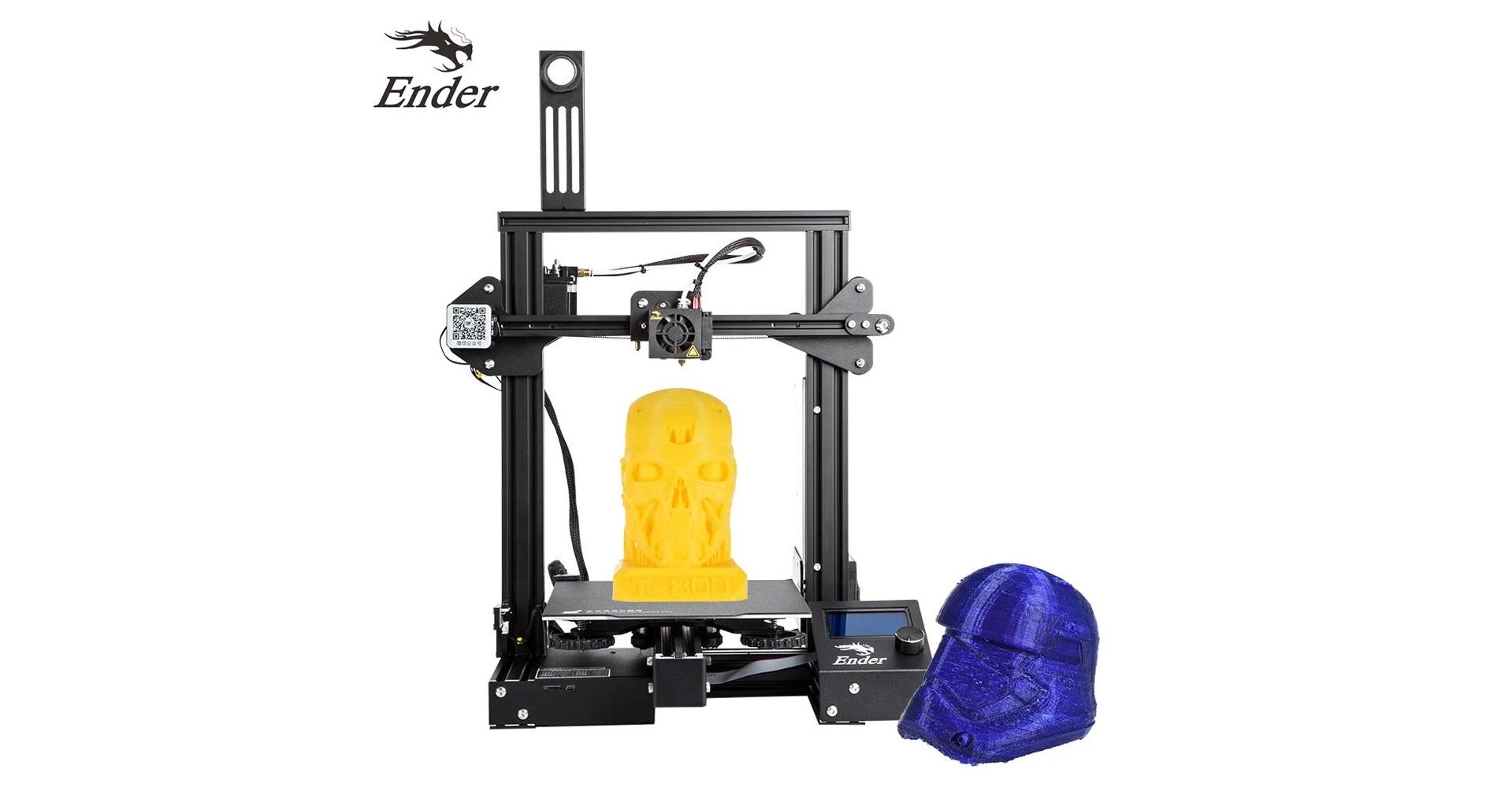 Znáte Anet A8? Nebo další dvě 3D tiskárny? Jsou nyní v akci na Cafago.com [sponzorovaný článek]