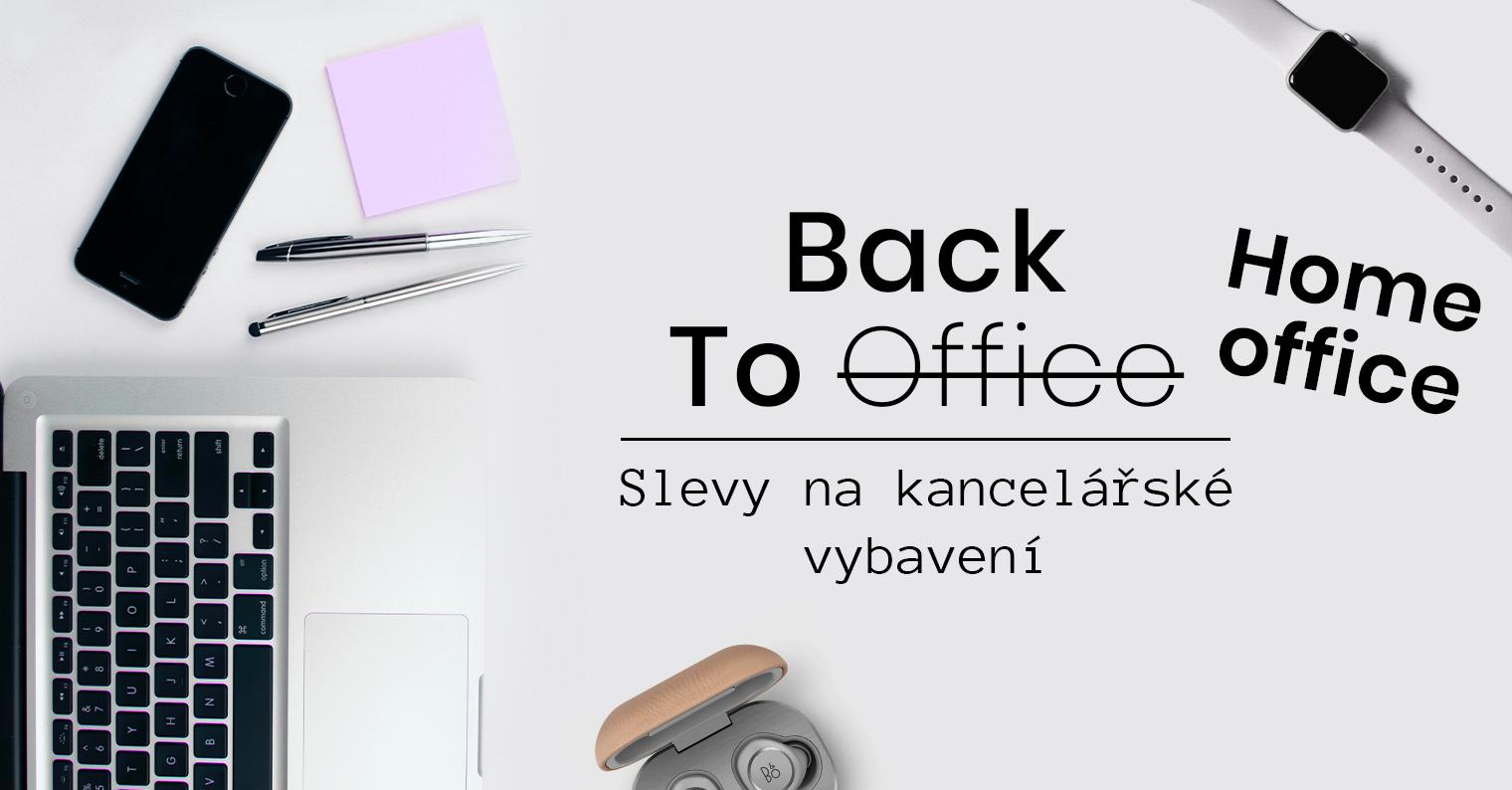 Back to Office: vkročte do práce správným nástrojem [sponzorovaný článek]