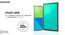 Získejte u Smarty až 20% slevu na Samsung produkty [sponzorovaný článek]