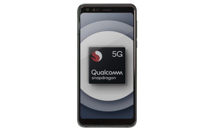 Qualcomm 5G Snapdragon Processor 1280x800x