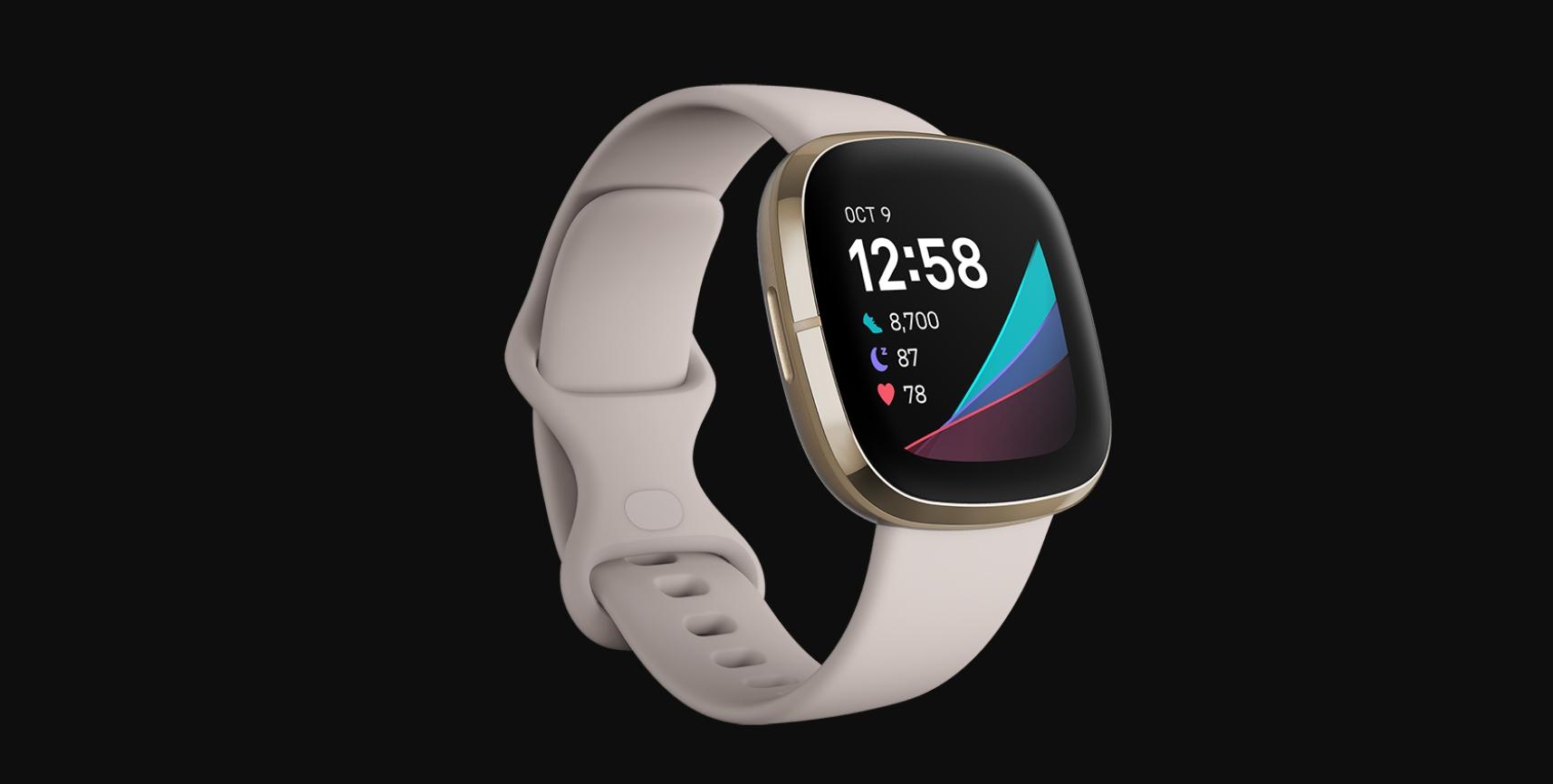 Fitbit Sense získává certifikaci pro EKG v EU