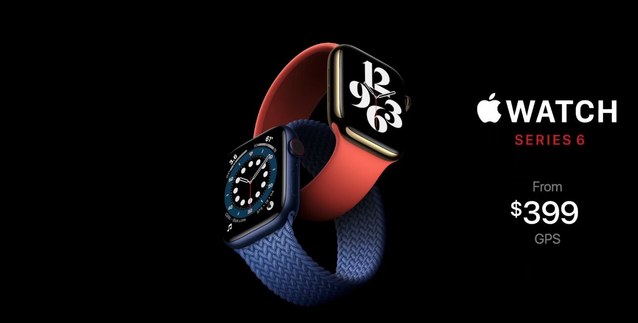 Apple Watch Series 6: monitorování kyslíku v krvi nepotřebuje zdravotní certifikaci