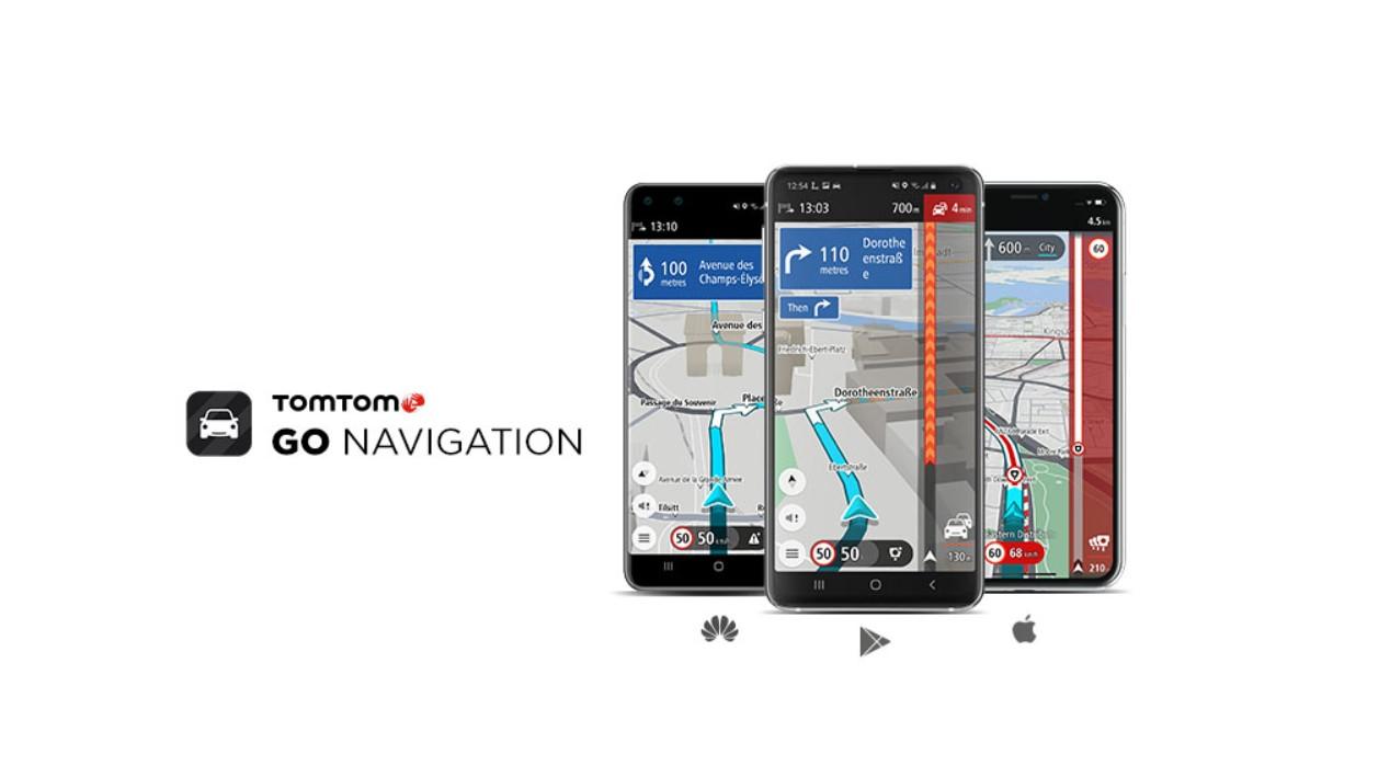 TomTom GO Navigation nově pro Huawei mobily bez Google služeb