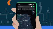 Google Mapy začínají dostávat tmavý vzhled [aktualizováno]