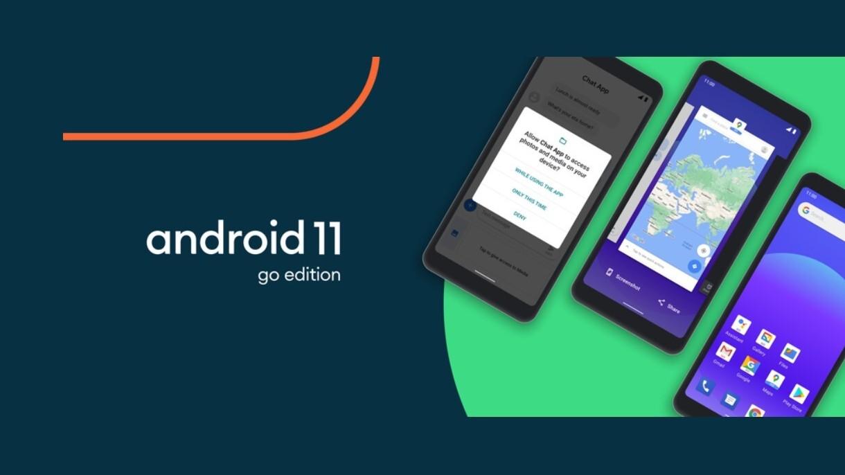 Google vydal Android 11 v Go edici