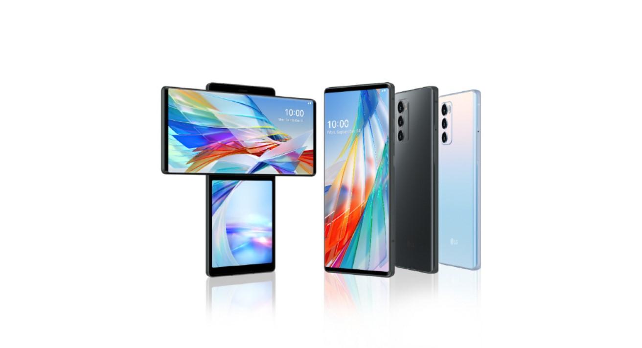 LG Wing oficiálně, mobil s otočným displejem