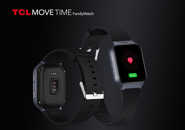 TCL MOVETIME Family Watch jsou nové chytré hodinky pro seniory