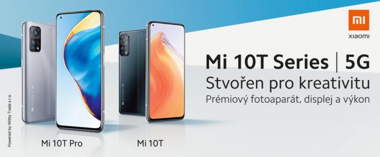 Xiaomi Mi 10T serie banner 1161x480x