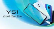 Vivo Y51 vyšel v nové generaci