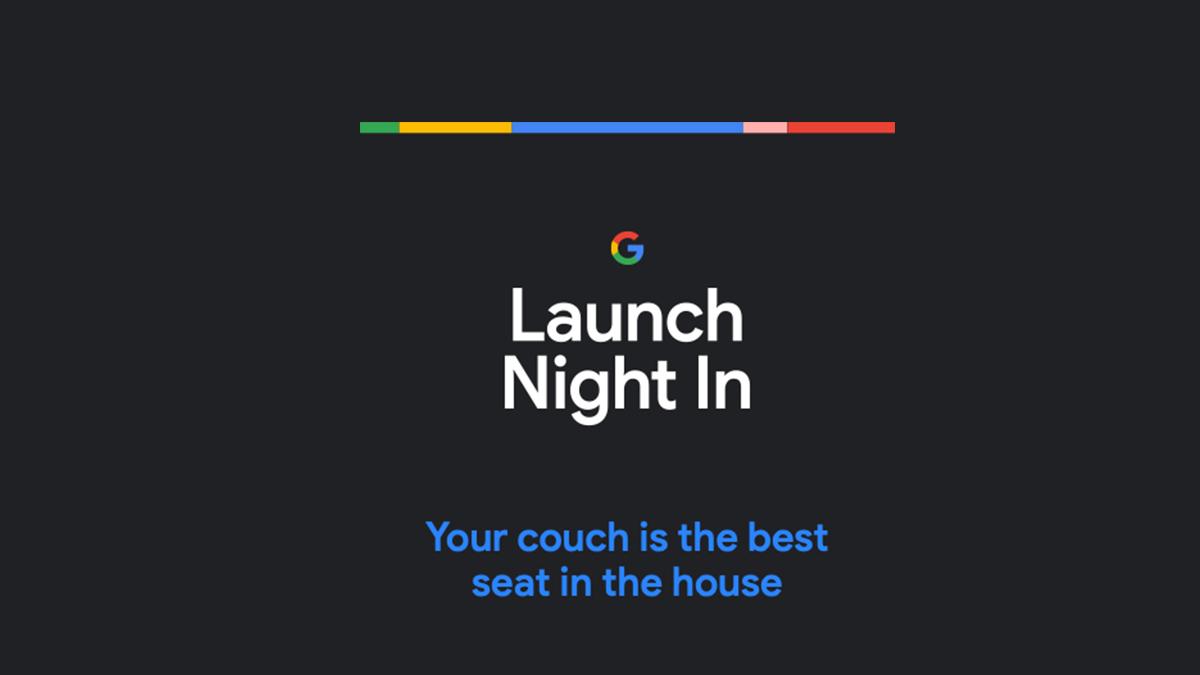 Google zve na představení novinek