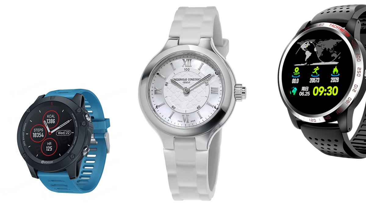 Chytré hodinky nově v obchodech – elegance a výdrž 2 roky, nebo levnější modely