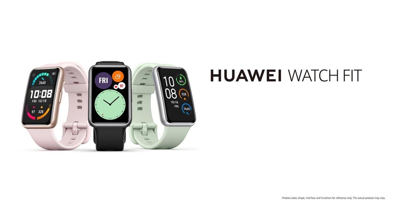 Huawei Watch Fit stojí v Česku 2 999 Kč [aktualizováno]