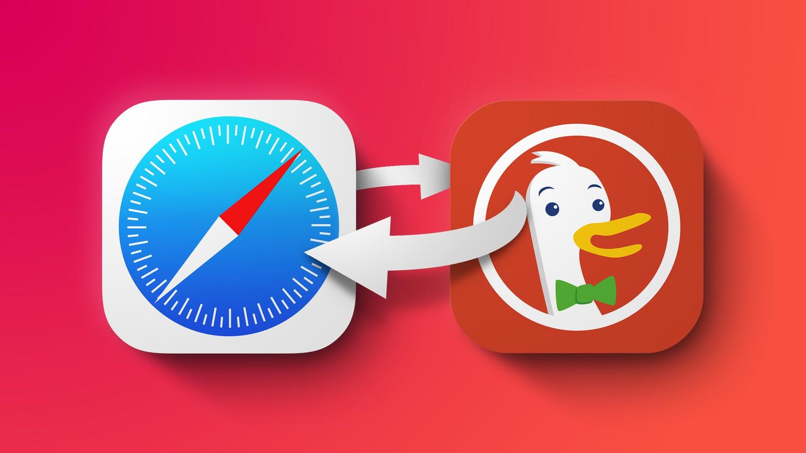 DuckDuckGo získává pro iOS 14 možnost výchozího nastavení