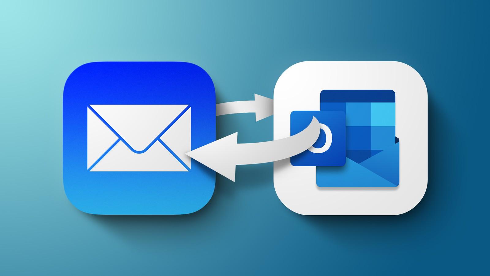 Microsoft Outlook si můžete nastavit v iOS 14 jako výchozí aplikaci