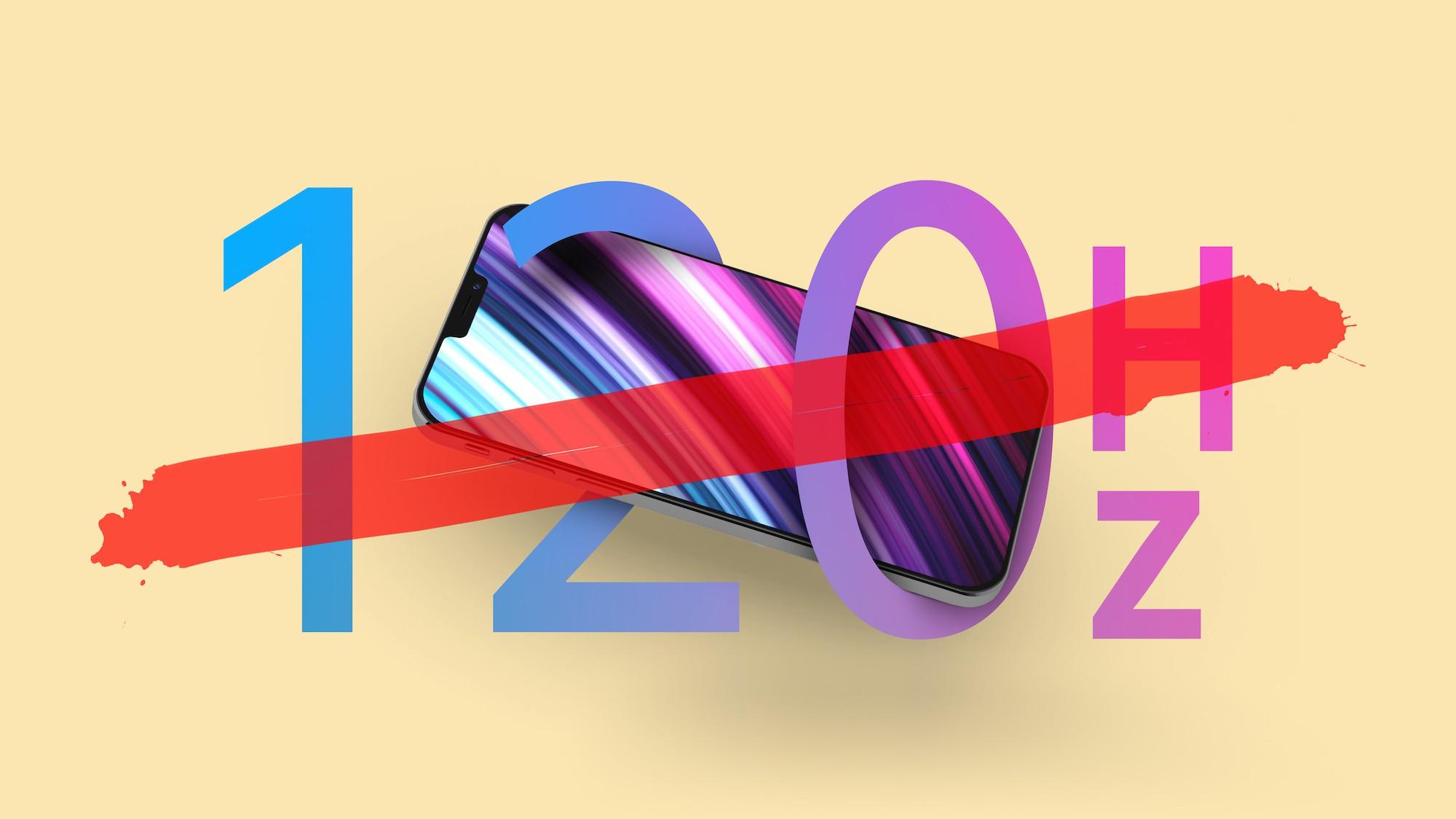 Podle známého analytika Kua nemáme letos u iPhonu očekávat 120Hz displej
