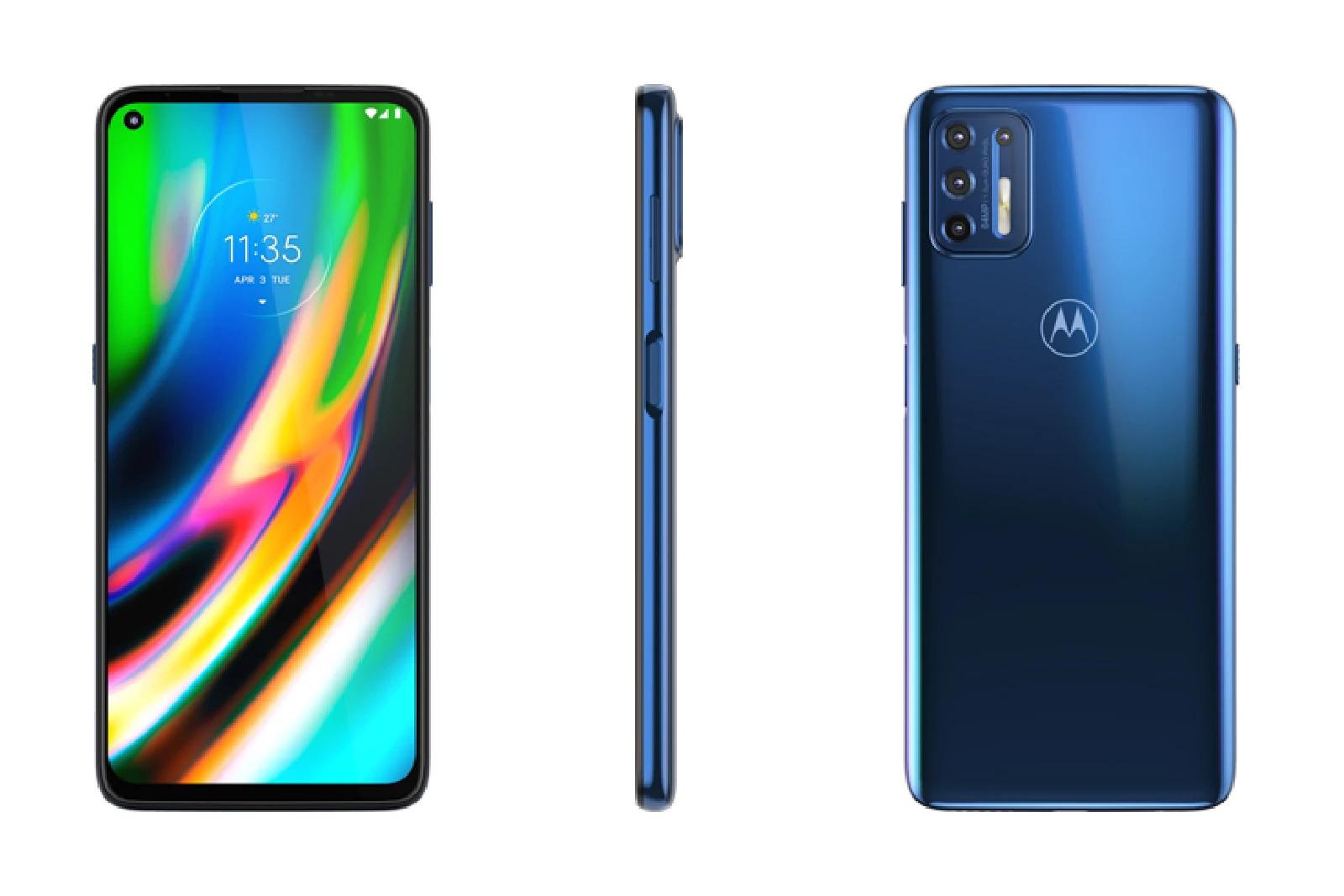 Motorola Moto G9 Plus v nabídce u Orange.sk