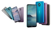 Nokia 3.4 a 2.4 oficiálně, novinky do nižší třídy