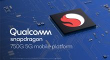 Snapdragon 750G je nový procesor s 5G konektivitou
