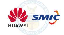 Další rána pro Huawei, SMIC se dostalo na seznam