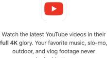 tvOS 14 nepodporuje 4K YouTube videa