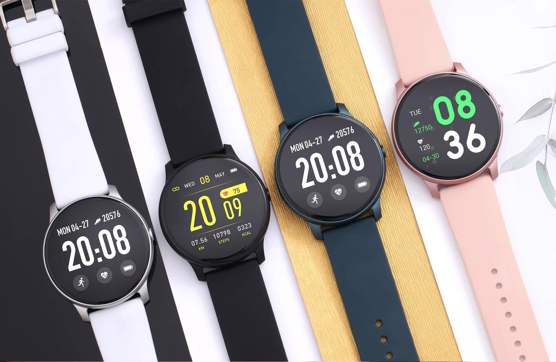 TOP 2 chytré hodinky od českého výrobce [sponzorovaný článek]