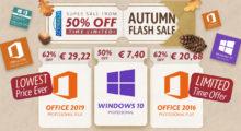Získejte Windows 10 jen za 199 Kč v rámci podzimní akce na GoDeal24.com! [sponzorovaný článek]