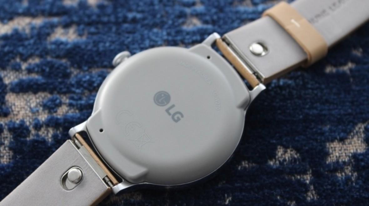 LG připravuje hodinky Watch W7 s Wear OS