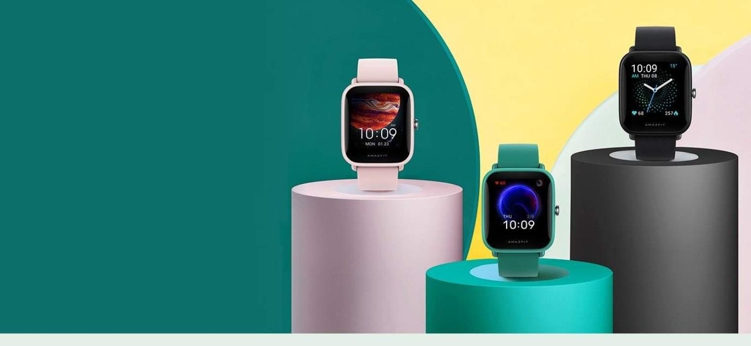 Huami odhalil nové hodinky Amazfit Bip U