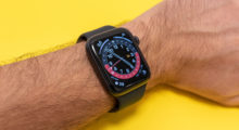watchOS 7.4 podporuje pohodlné odemykání iPhonu s Face ID
