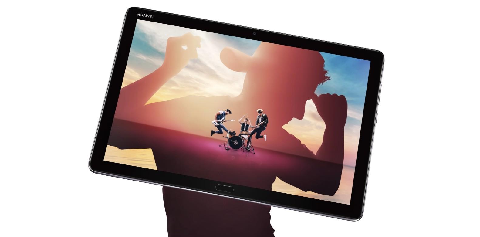 Huawei v tichosti uvedl MediaPad M5 Lite
