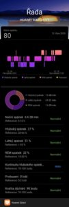 Huawei Watch Fit aplikace spanek 284x843x