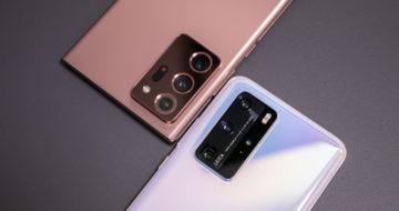 Zoom souboj - Galaxy Note 20 Ultra vs Huawei P40 Pro [fototest]