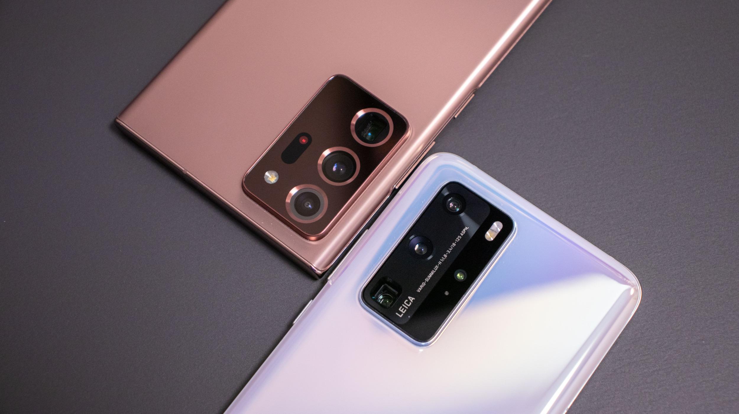 Zoom souboj – Galaxy Note 20 Ultra vs Huawei P40 Pro [fototest]