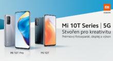 Smarty k Xiaomi Mi 10T Pro dává zdarma chytrý vysavač za 5 990 Kč [sponzorovaný článek]