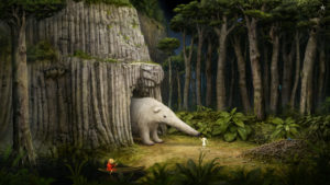 Samorost 3 Bear 2560x1440x