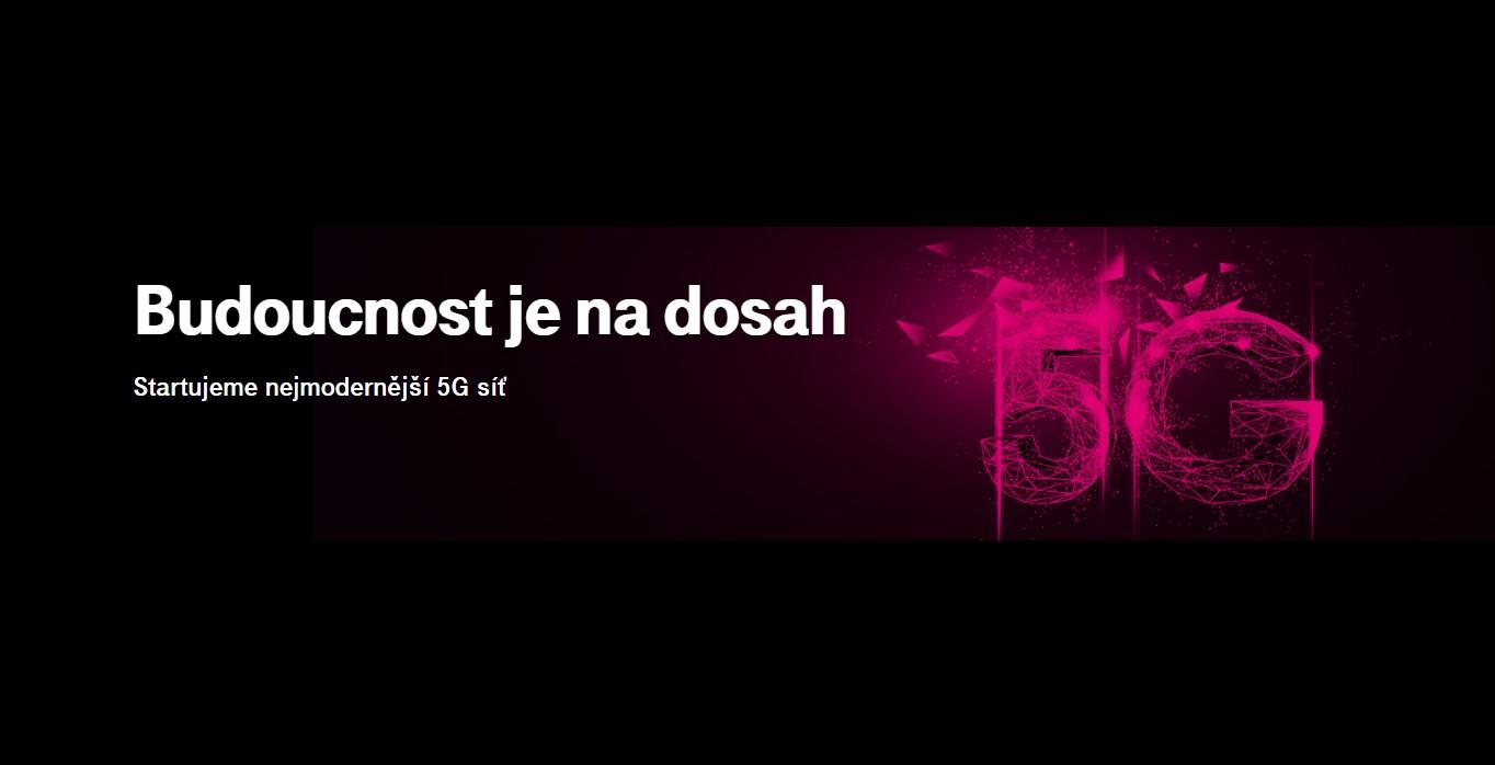 T-Mobile spustí 1. listopadu 5G síť