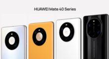 Huawei představil sérii Mate 40, cena začíná na 899 eurech