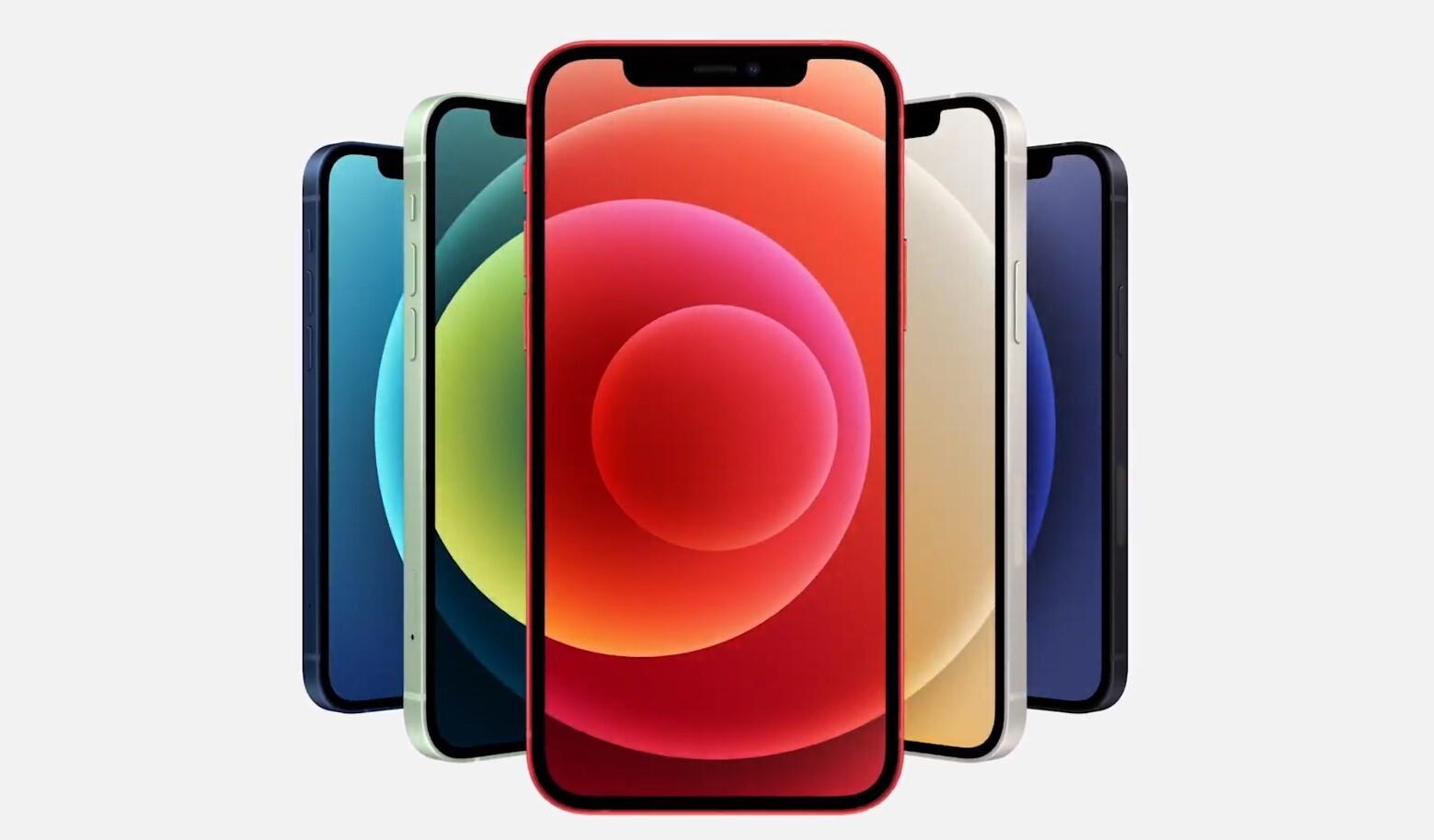 iPhone 12 zachrání prodeje z posledních let