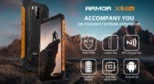 Ulefone Armor X5 přichází ve verzi Pro