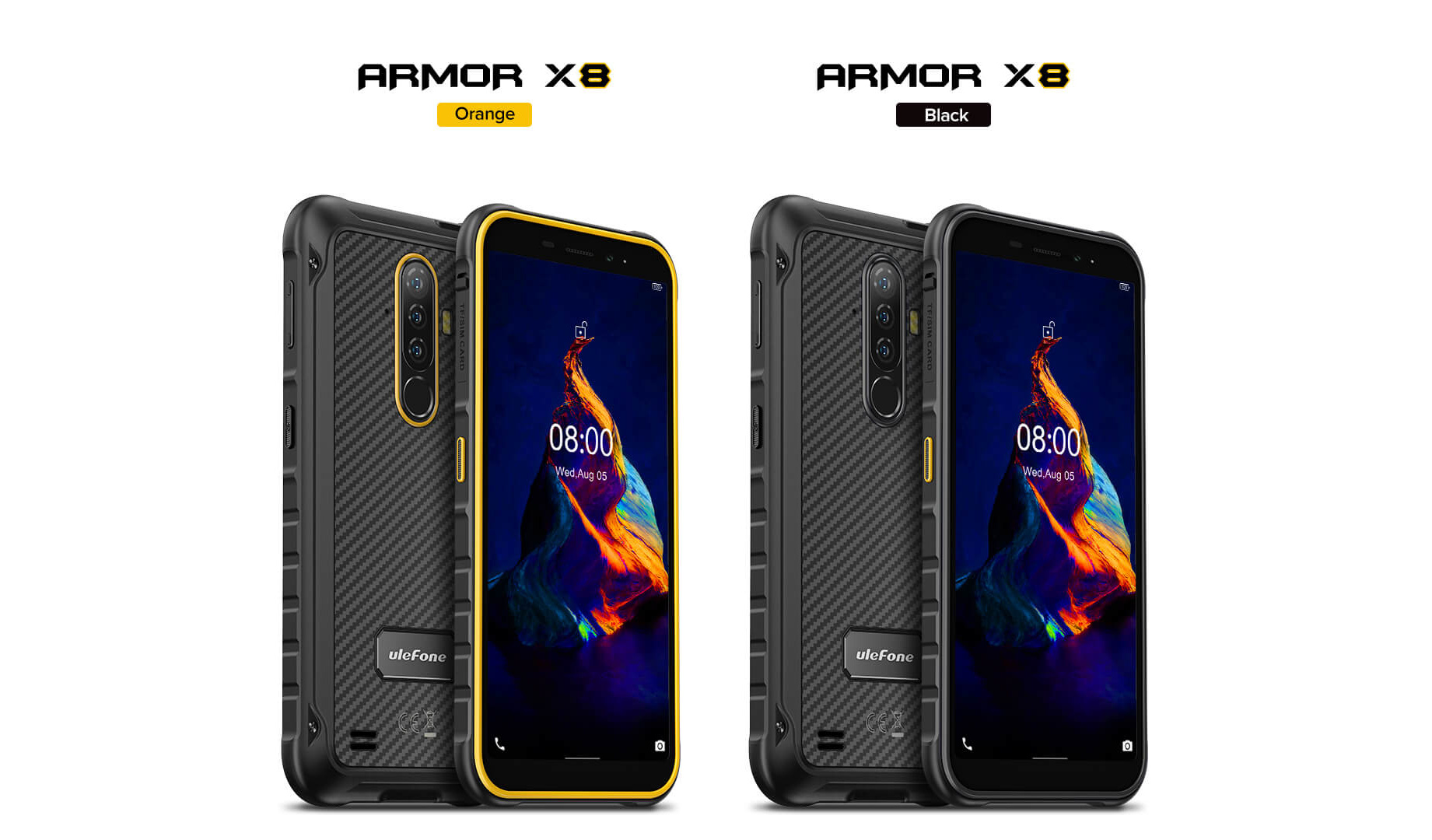 Ulefone Armor X8 1 1841x1080x