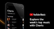 Youtube Music získává hudební žebříčky, i v Česku