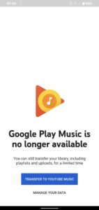 google play music dead 1 1440x3040x