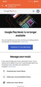 google play music dead 2 1440x3040x