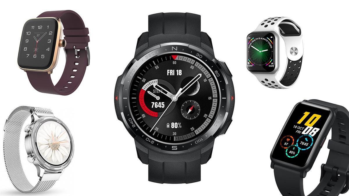 Chytré hodinky nově v obchodech – levné, elegantní, outdoorové, i pro dámy